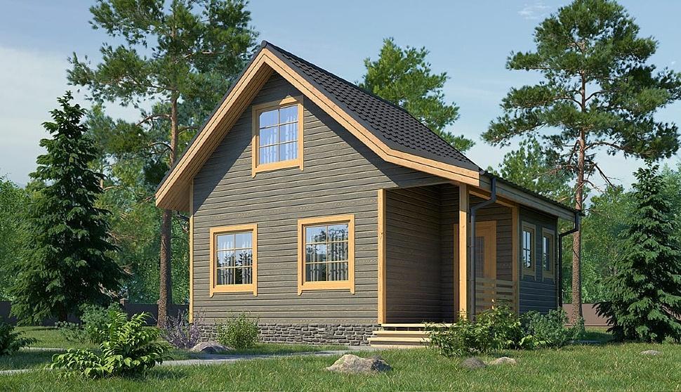 Каркасные дома − объекты, не боящиеся грызунов и насекомых