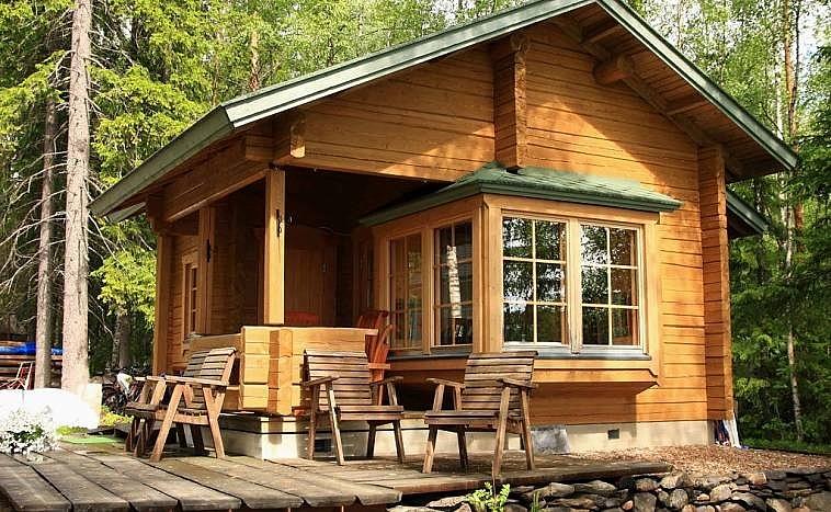 Что представляет собой современное строительство дачных домиков?